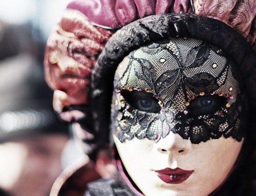 Mit oder ohne Maske? Das ist hier die Frage!