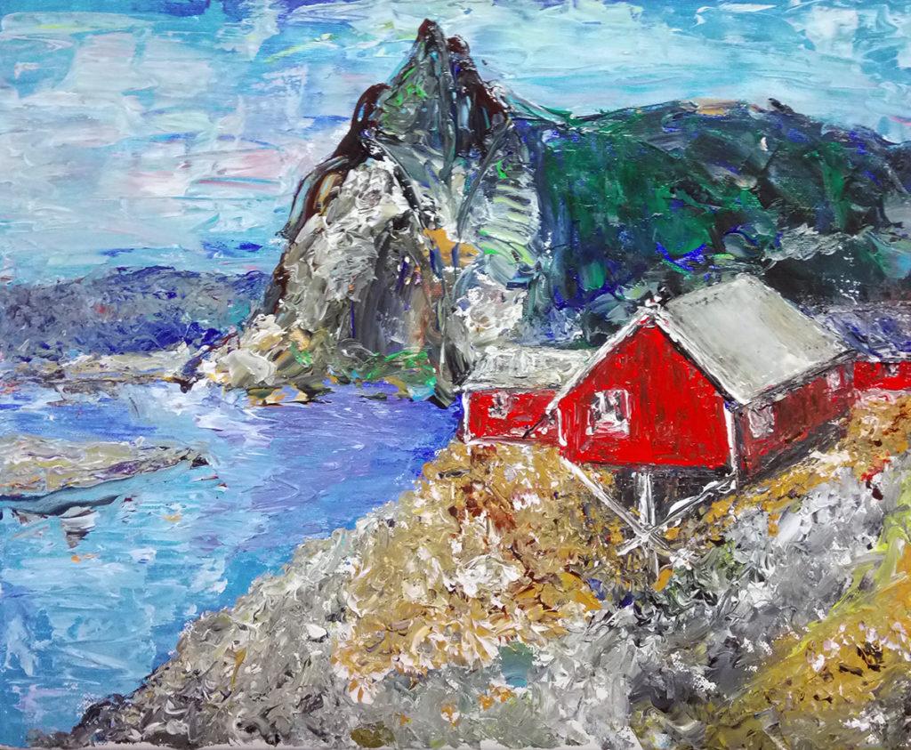 Sehnsucht nach Norwegen