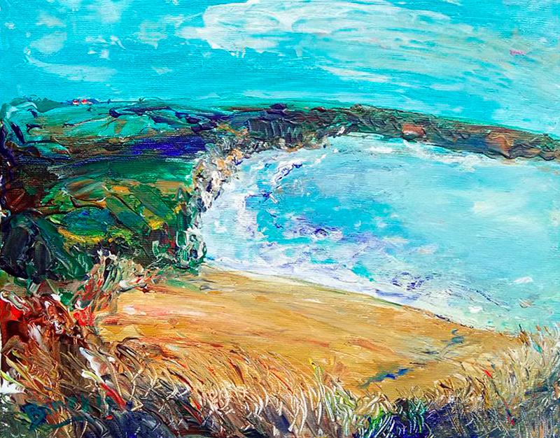 Coastal Path I, Wales